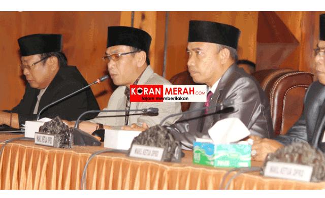 Ketua DPRD Loteng
