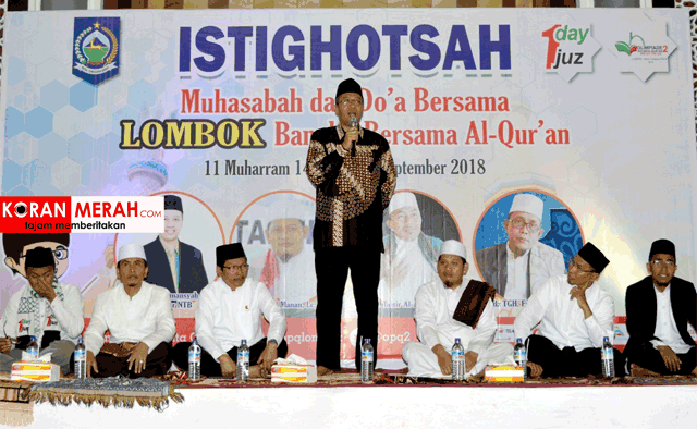 deklarasi bangkit bersama Al-Quran
