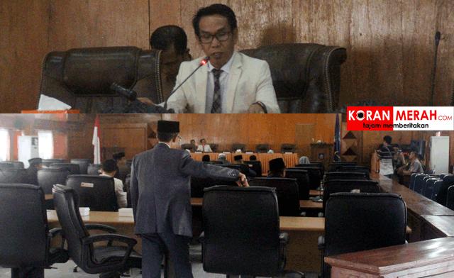 Sidang DPRD Loteng ditunda