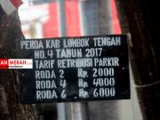 Tarif Parkir Loteng