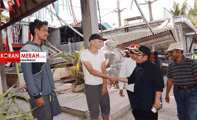 pariwisata lombok pasca gempa