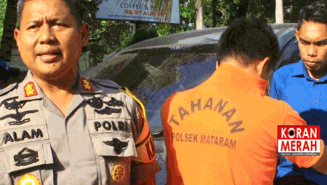 Diduga Transaksi Penipuan Jual Beli Mobil Pria Ini Ditangkap